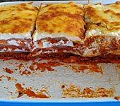 Low-Carb-Lasagne (Bild)