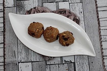 Haselnuss-Sultaninen-Kekse
