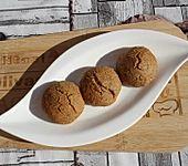 Kastanien-Ahorn-Cookies (Bild)