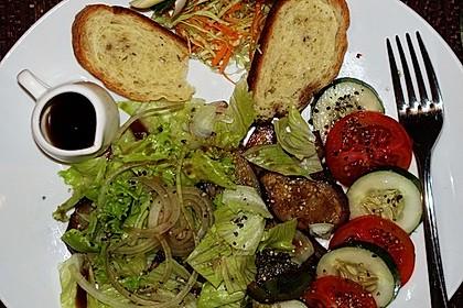 Warmer Salat Meninting