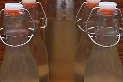Quitten-Wodka-Likör (Bild)