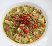 Blumenkohl-Linsen-Curry (Bild)