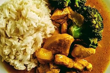 Chicken-Curry schnell und lecker 1