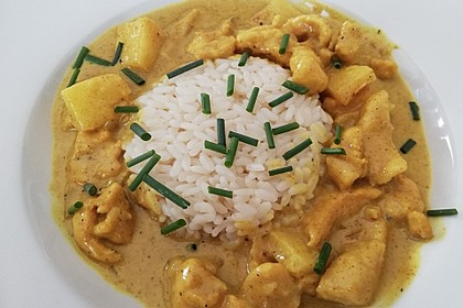 Chicken-Curry schnell und lecker 2