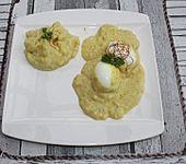 Veganes einfaches Kartoffelpüree (Bild)