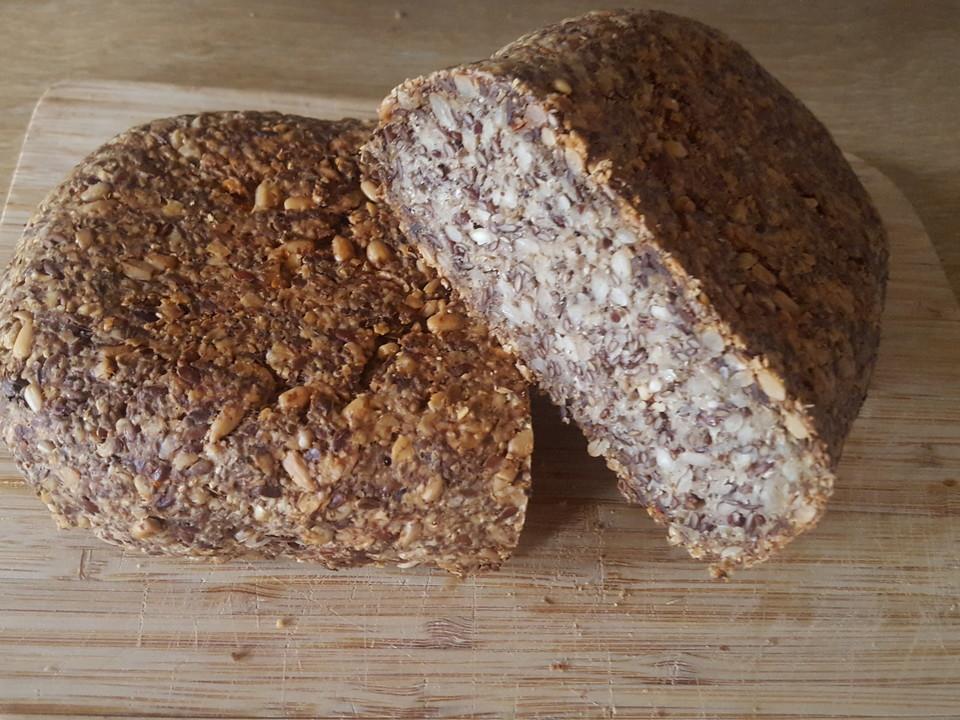 LC Brot ohne Mehl, Quark und Eier