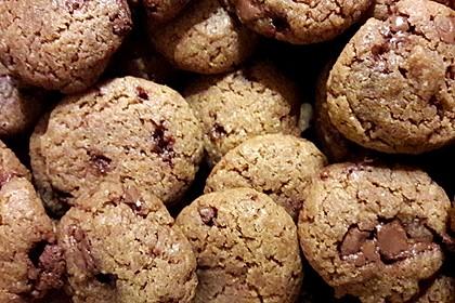 Vollkorncookies 1