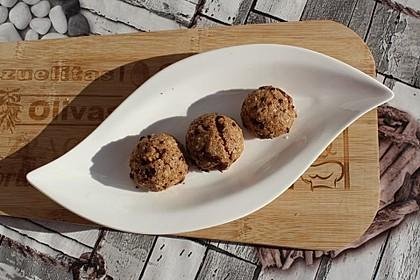 Vollkorncookies