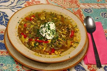 Texmex-Suppe