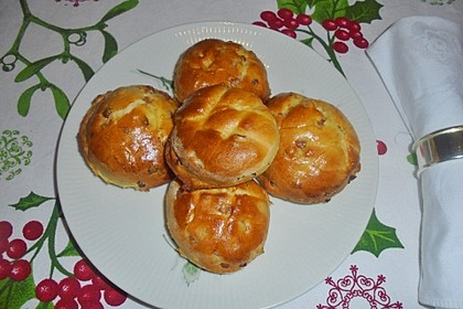 Grammelpogácsa (Bild)