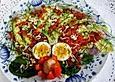 Avocado-Salat à la Desi Ayu