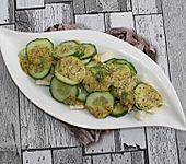 Gurken-Fenchel-Salat (Bild)