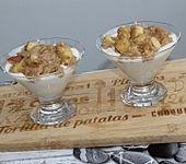 Apfel-Joghurt-Dessert (Bild)