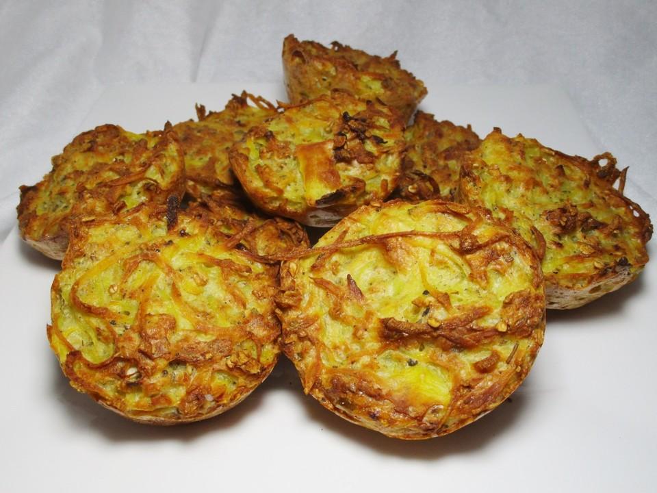 Reibekuchen-Muffins