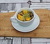 Wildreis-Mango-Salat (Bild)
