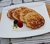 Low Carb Pancakes (Bild)