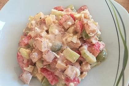 Eiweißsalat 1