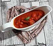 Vegane Marinara-Sauce (Bild)