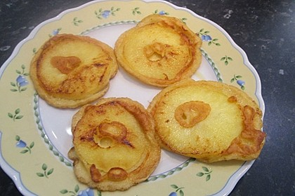 Glutenfreier Apfel-Pfannkuchen