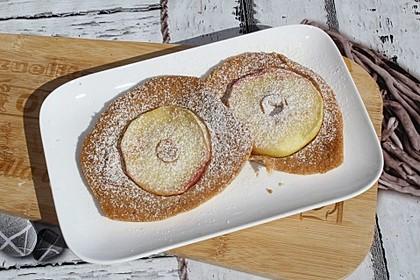 Glutenfreier Apfel-Pfannkuchen 1