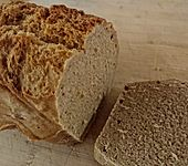 Schwarzbier-Brot (Bild)