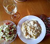 Kartoffelgemüse mit Schmand (Bild)