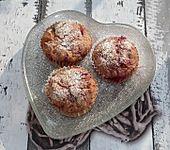 Schoko-Himbeer-Muffins (Bild)