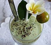 Avocado-Kokos-Lassi (Bild)