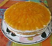 Mandarinentorte (Bild)