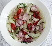 Süß-saurer thailändischer Salat (Bild)