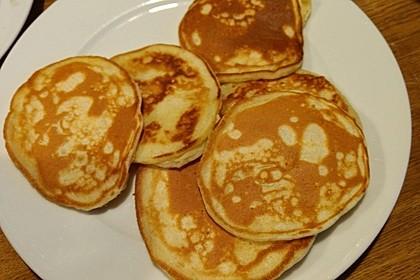 American Pancake ohne Ei (Bild)