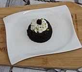 Saftiger Schoko-Tassenkuchen (Bild)