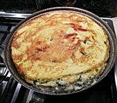 Omelette ohne Mehl (Bild)