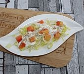 Chinakohl-Papaya-Salat mit Dickmilchdressing (Bild)