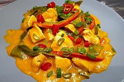 Scharfes Curry