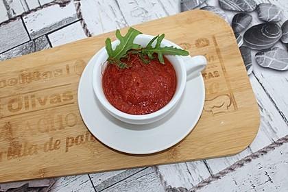 Schnelle Gazpacho