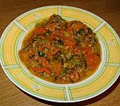 Pak Choi Tomaten-Gemüse à la Didi (Bild)