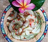 Süß-saure Gurkenstücke à la Dewi Desi (Bild)