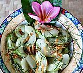 Süß-sauer-scharfe Gurkenstücke à la Dewi Desi (Bild)