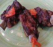 Schweinerippchen aus dem Ofen (Bild)