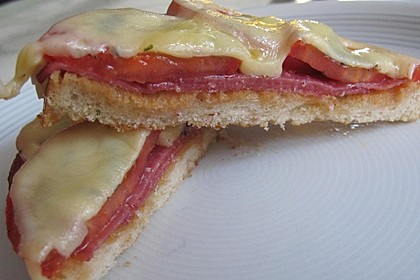 Toast Rustica (Bild)
