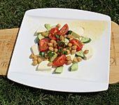 Kichererbsen-Feta-Salat (Bild)