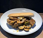 Sal's Cheese-Steak-Sandwiches (Bild)