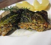 Gemüserouladen (Bild)