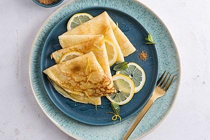 Zitronen-Crêpes