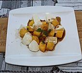 Feta auf Mango (Bild)