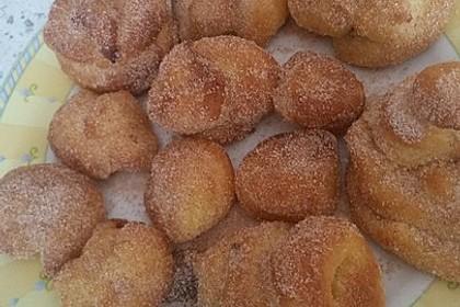 Zimt-Zucker-Churros aus dem Ofen (Bild)