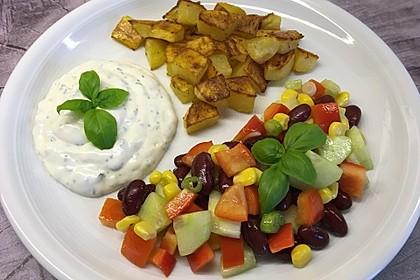 Konfetti-Salat (Bild)