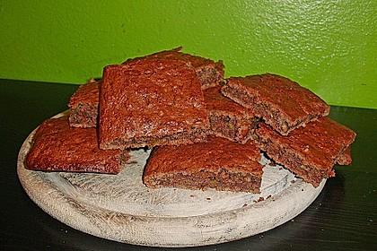 Zucchini - Kuchen (Bild)