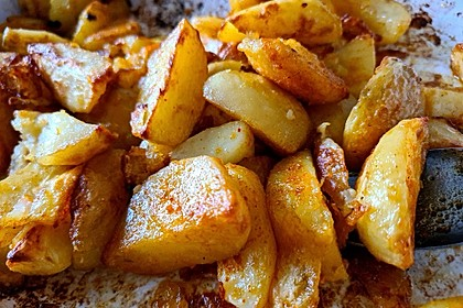 Kartoffelecken (Bild)